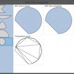 WPF Path Triangulator